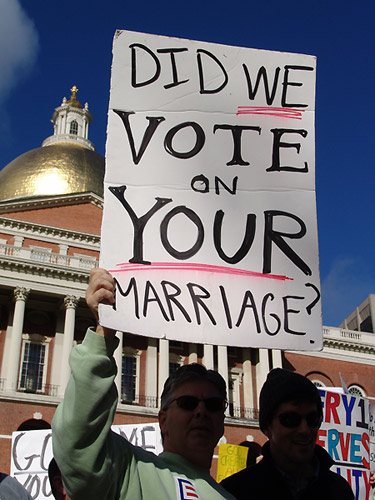 Anti-Gay and Lesbian Propositions Pass in Several States