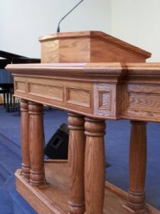 Read more about the article Alliance Defense Fund works to Legalize Pulpit Endorsements