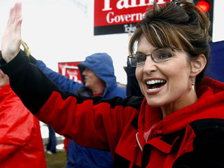 Historic Palin Candidacy Poses Problems for Biblical Literalists