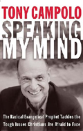 Speaking My Mind, by Tony Campolo