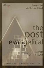 The Post Evangelical, by Dave Tomlinson